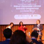 Boğaziçi Üniversitesi İnşaat Ekonomi Zirvesi
